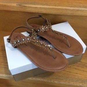 Jessica Simpson sandals size 7.5 brand new